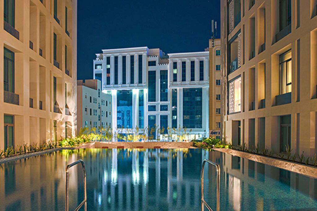 Alfardan Heights Residential - Alfardan Properties Oman 4