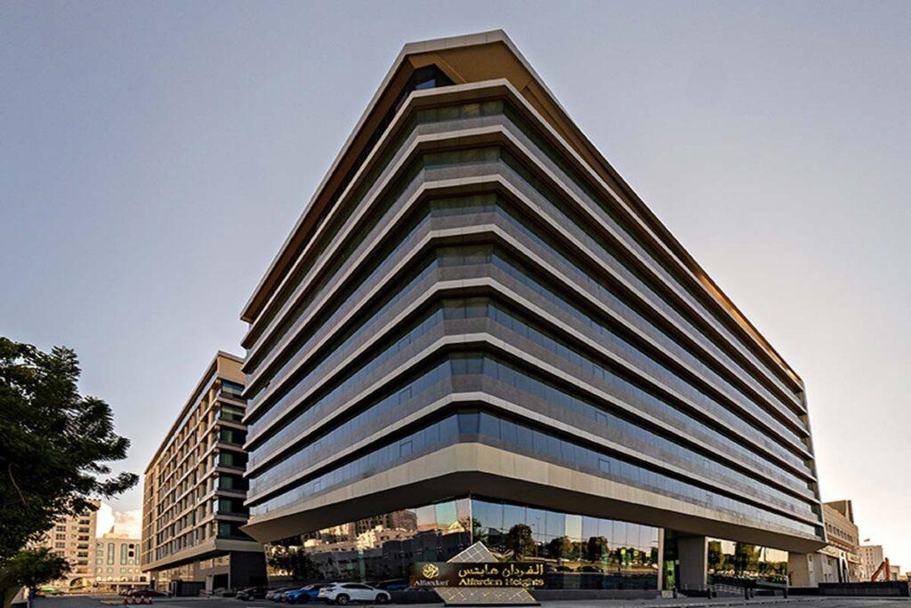 Alfardan Heights Residential - Alfardan Properties Oman 2